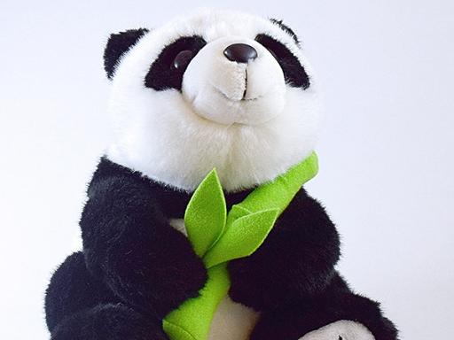 Smithsonian Bei Bei Plush Panda