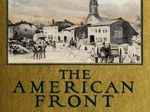 American Front book cover