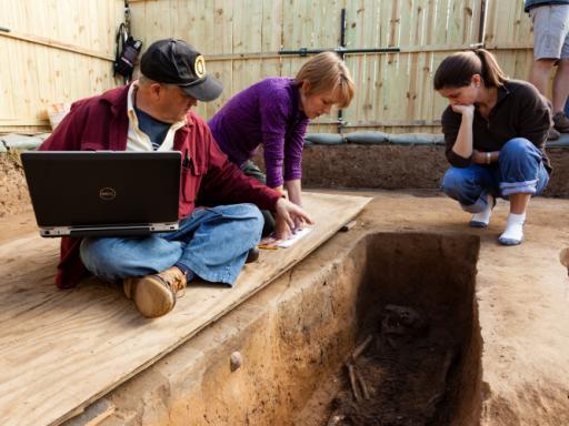 excavation