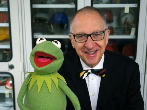 Skorton and Kermit