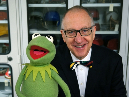 Skorton and Kermit