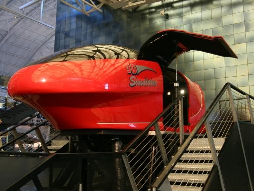 red rocket simulator.