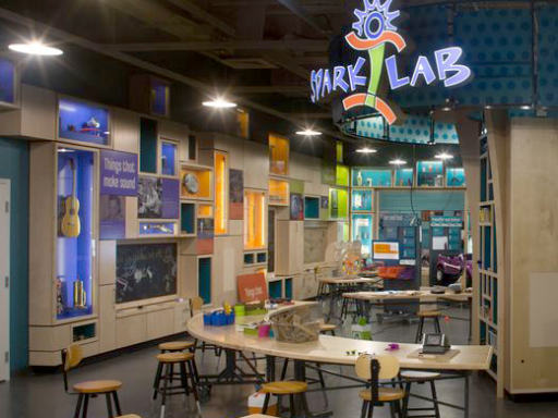 activity lab for kids.