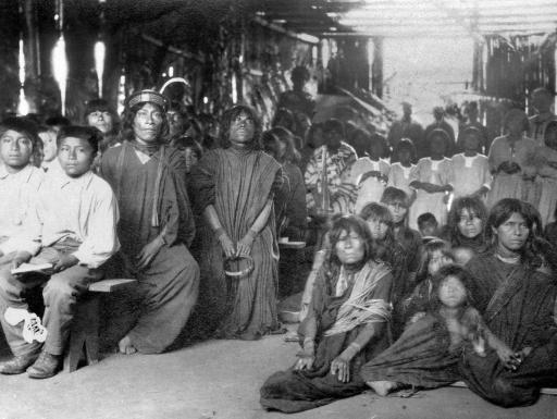 Indigenous people in Sabbath School