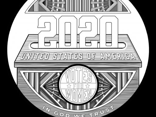 Silver Commemorative Coin Reverse