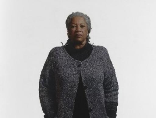 Portrait of Toni Morrison