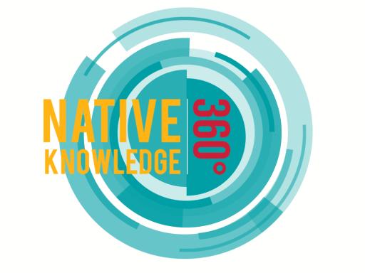 Native Knowledge 360 logo