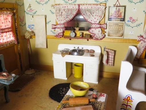 Nutshell Studies - kitchen