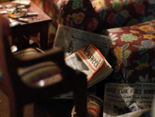 Nutshell Studies - living room