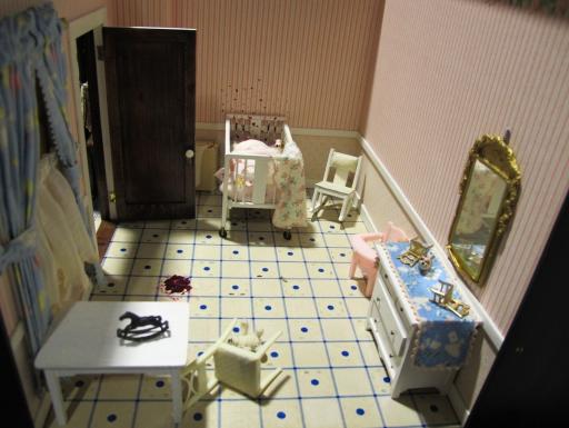 Nutshell Studies - 3 rooms