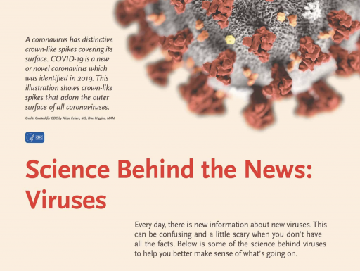 The Science Behind the News: Viruses
