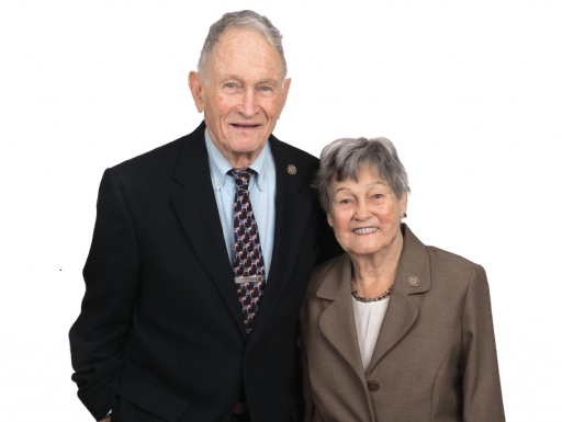 Bonnie and Jere Broh-Kahn