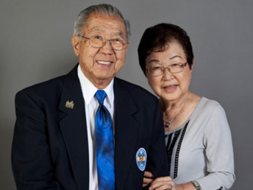 Charles and Helen Moriyama