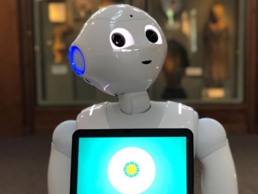 Pepper the robot