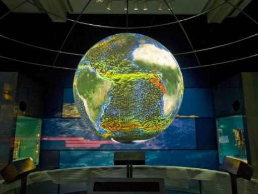 Science Sphere at NMNH