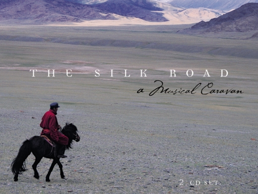 Silk Road CD cover