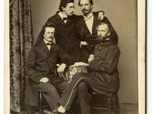 young 19th cen scientists