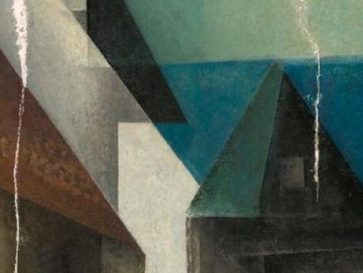 Feininger painting