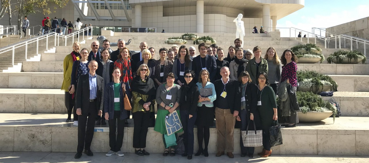 3rd PREP Exchange at the Getty Research Institute