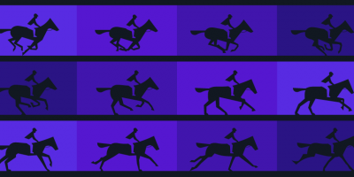 Muybridge motion horses