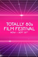 Totally 80s film festival poster