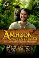 Amazon Adventure 3D poster
