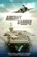 Aircraft Carrier Guardians of the Sea 3D Poster