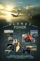 Planet Power 3D Poster
