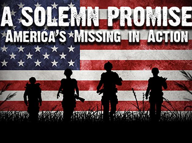 A Solemn Promise, America's Missing in Action image