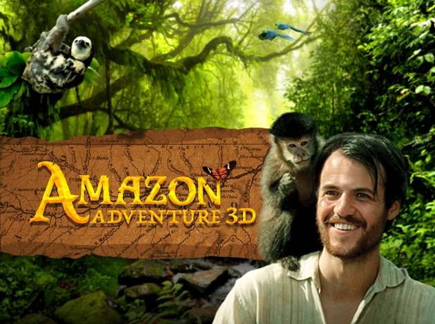 Amazon Adventure 3D image