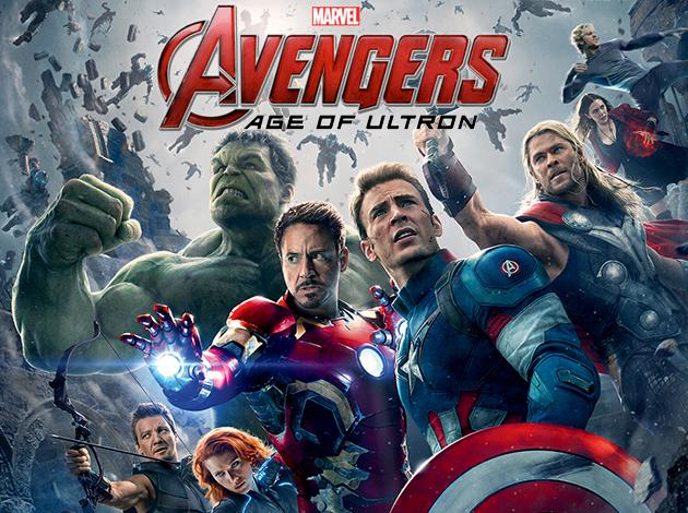Avengers Age of Ultron Image