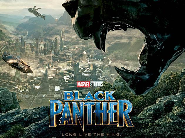 Black Panther Image