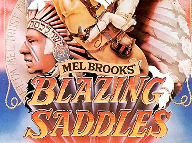 Blazing Saddles image
