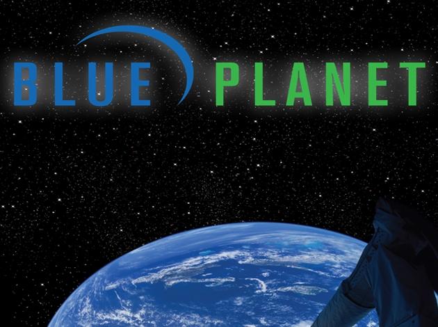 blue planet slide show image