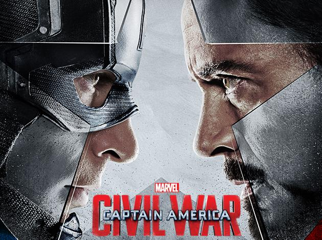 Captain America Civil War Image