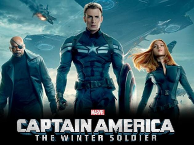 Captain America Winter Soldier Image