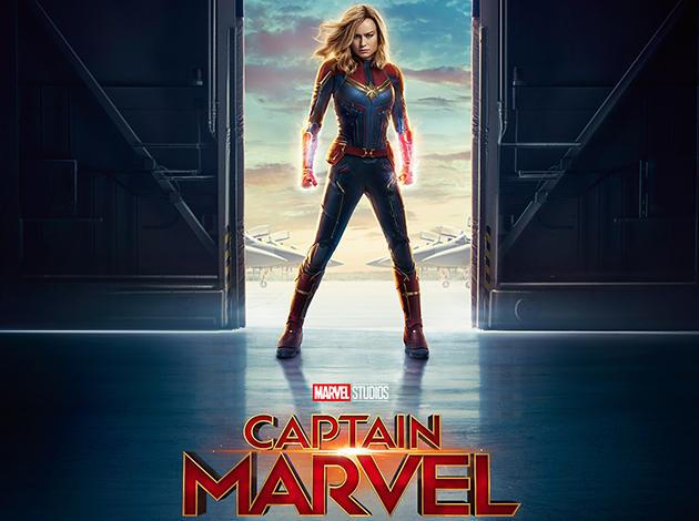 Captain Marvel Image