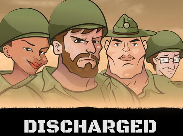 Discharged Image