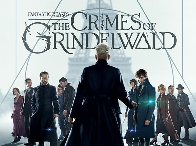 Fantastic Beasts: The Crimes of Grindelwald image