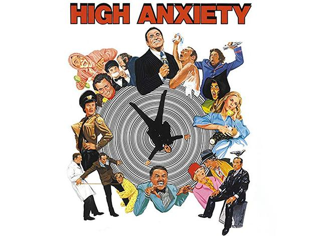 High Anxiety Image