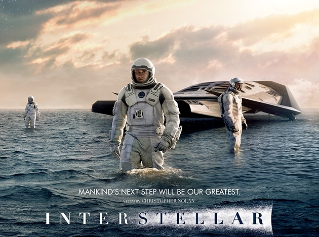 Interstellar Slideshow Image