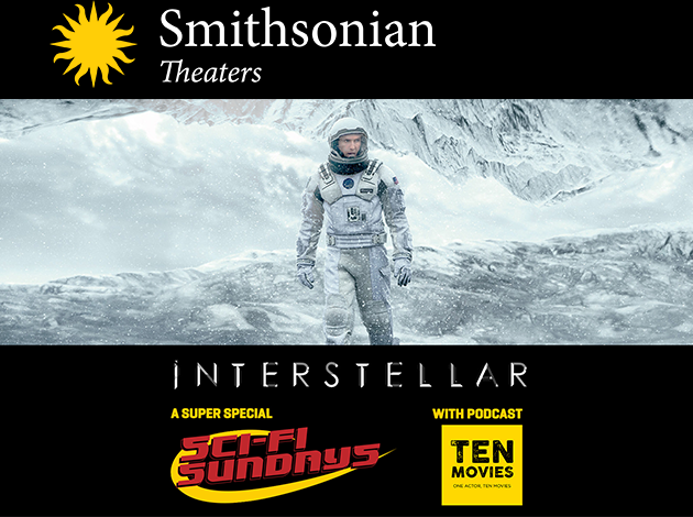 Interstellar - Sci-Fi Sunday Podcast