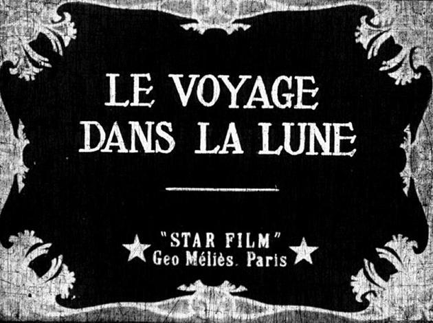 Le Voyage Dans la Lune (A Trip to the Moon) image