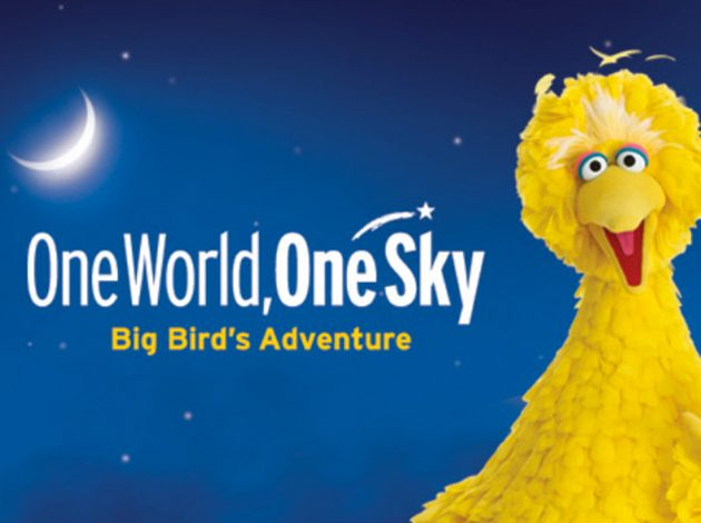 One World, One Sky: Big Bird's Adventure Image