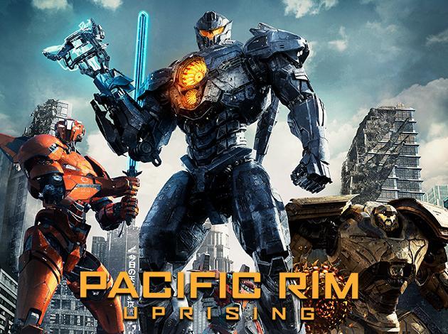 Pacific Rim Uprising Image