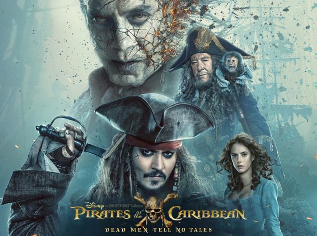 Pirates of the Caribbean: Dead Men Tell No Tales An IMAX 3D Experience Image