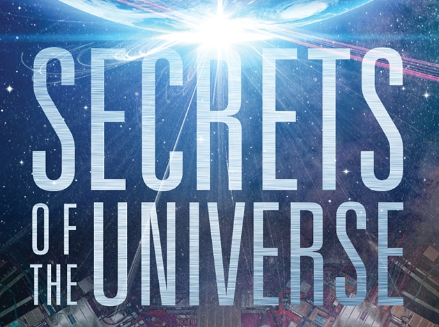 Secrets of the Universe image