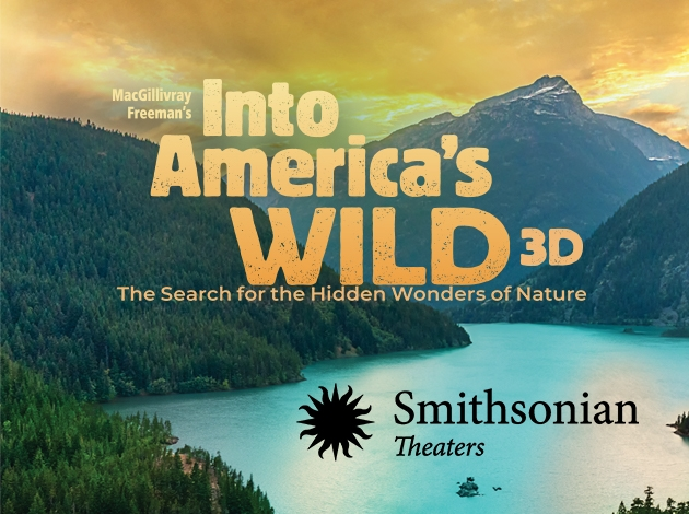 Into Americas Wild Poster