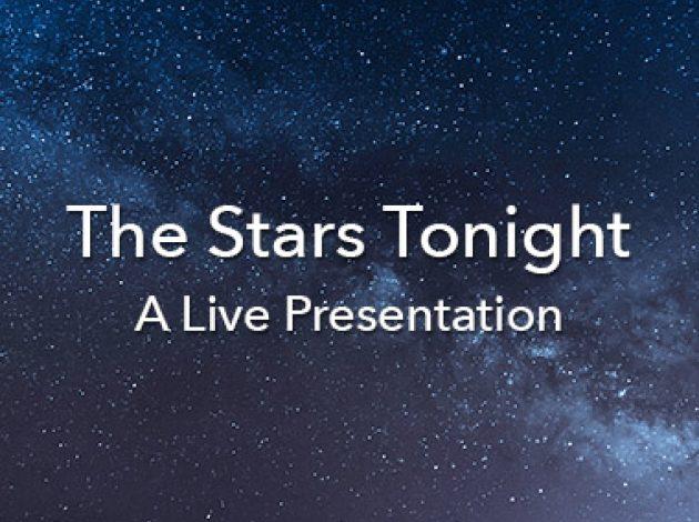 The Stars Tonight Image