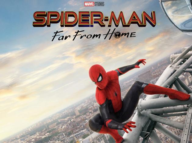 Spider-man Far From Home image